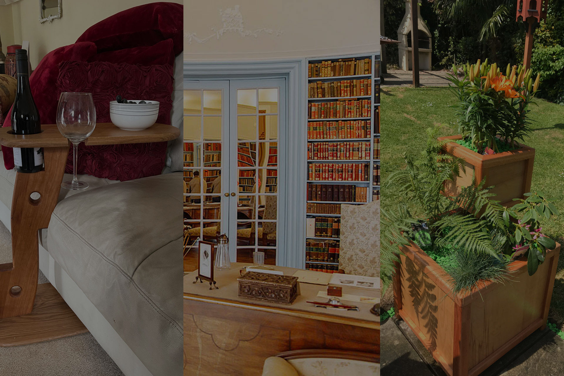 Cotswold Woodcraft Work Montage